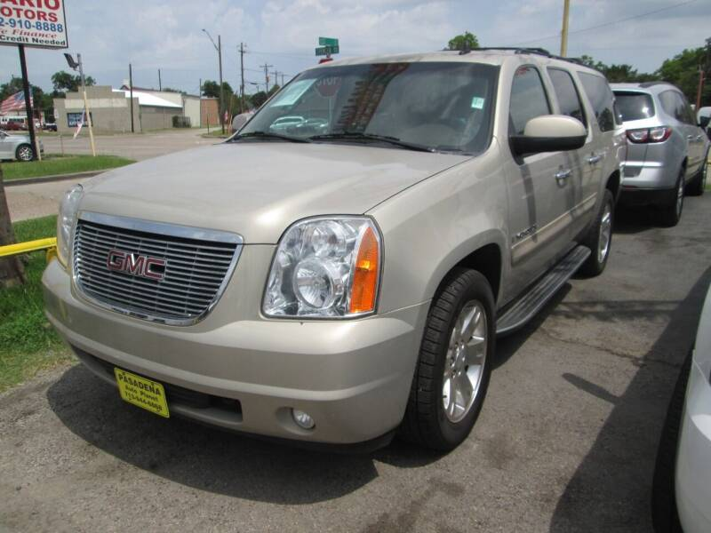 2009 GMC Yukon for sale at Pasadena Auto Planet in Houston TX