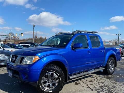 2014 Nissan Frontier for sale at Kargar Motors of Manassas in Manassas VA