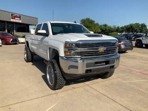 2017 Chevrolet Silverado 2500HD for sale at KIAN MOTORS INC in Plano TX