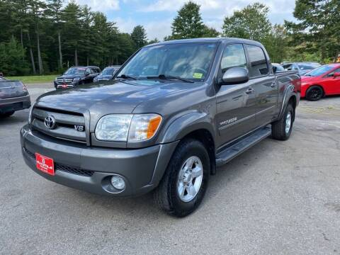 2006 Toyota Tundra for sale at AutoMile Motors in Saco ME