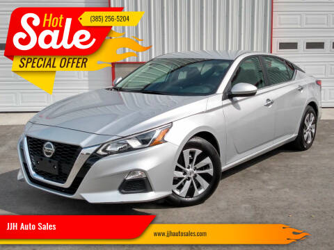 2019 Nissan Altima for sale at JJH Auto Sales in Salt Lake City UT