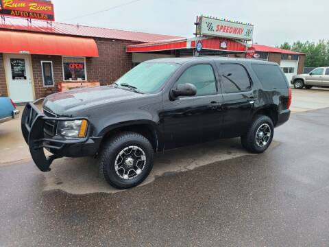 2008 Chevrolet Tahoe for sale at Rum River Auto Sales in Cambridge MN