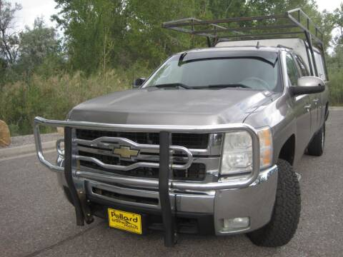 2008 Chevrolet Silverado 3500HD for sale at Pollard Brothers Motors in Montrose CO