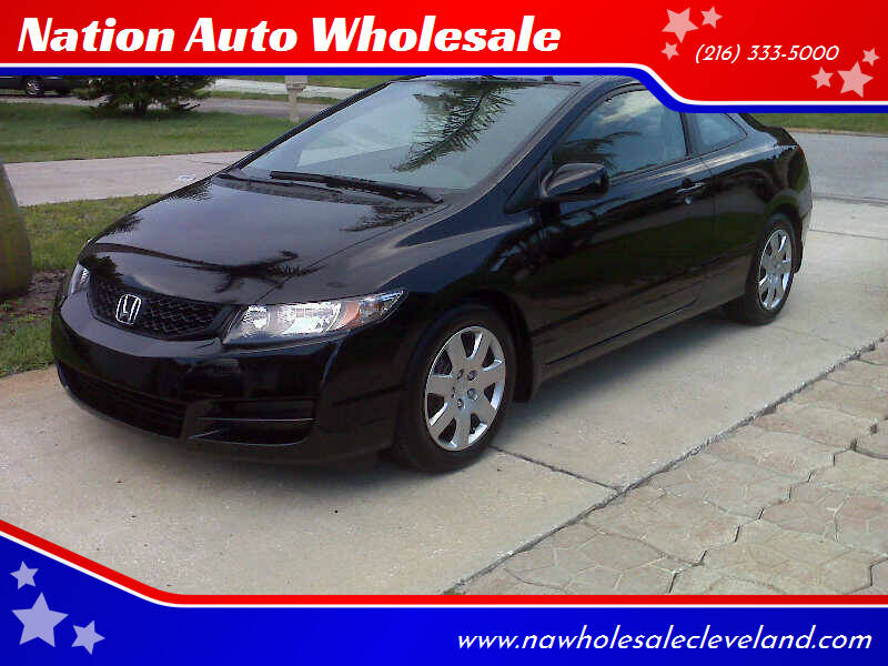 2010 Honda Civic for sale at Nation Auto Wholesale in Cleveland OH