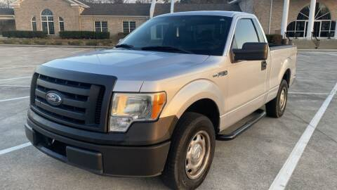 2011 Ford F-150 for sale at 411 Trucks & Auto Sales Inc. in Maryville TN