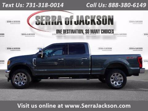 2017 Ford F-250 Super Duty for sale at Serra Of Jackson in Jackson TN