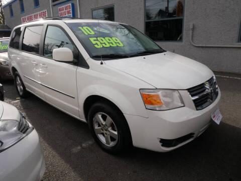 2010 Dodge Grand Caravan for sale at M & R Auto Sales INC. in North Plainfield NJ