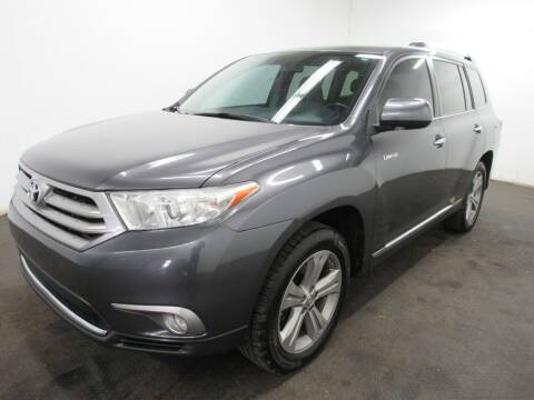 2013 Toyota Highlander for sale at Automotive Connection in Fairfield OH