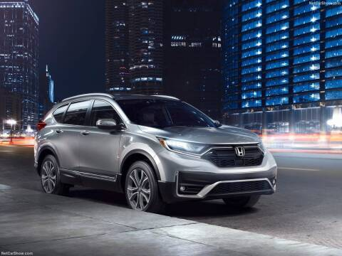 2021 Honda CR-V for sale at Xclusive Auto Leasing NYC in Staten Island NY