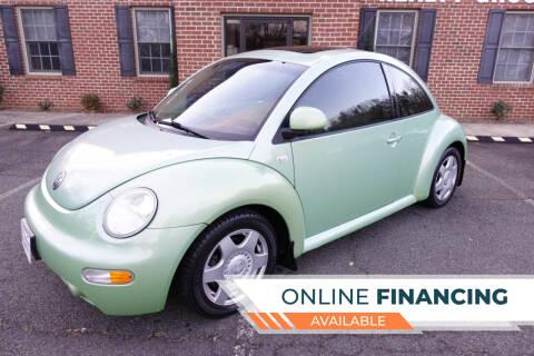 2000 Volkswagen New Beetle for sale at White Top Auto in Warrenton VA