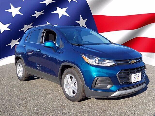 2020 Chevrolet Trax for sale at Gentilini Motors in Woodbine NJ