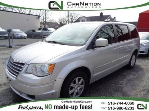 2010 Chrysler Town and Country for sale at CarNation AUTOBUYERS, Inc. in Rockville Centre NY