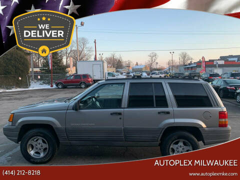 1998 Jeep Grand Cherokee for sale at Autoplex Milwaukee in Milwaukee WI