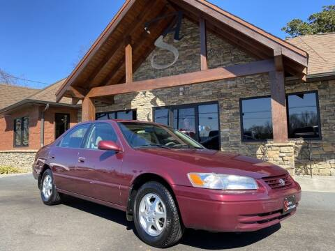 1998 Toyota Camry for sale at Auto Solutions in Maryville TN