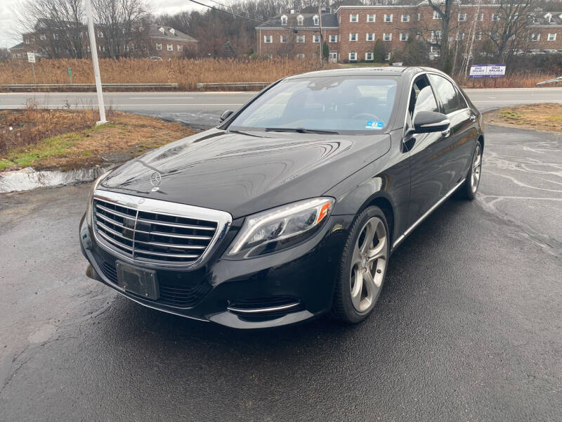 2015 Mercedes-Benz S-Class for sale at Turnpike Automotive in North Andover MA