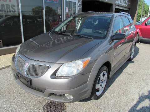2007 Pontiac Vibe for sale at Arko Auto Sales in Eastlake OH