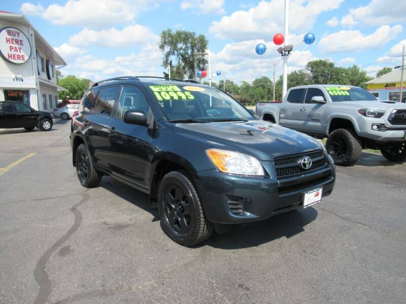2011 Toyota RAV4 for sale at Auto Land Inc in Crest Hill IL