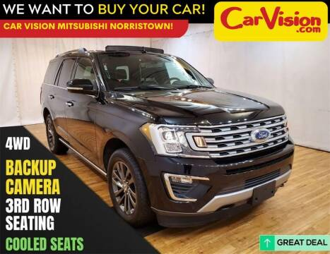 2020 Ford Expedition for sale at Car Vision Mitsubishi Norristown in Trooper PA