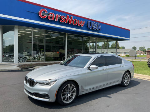 2016 BMW 7 Series for sale at A 1 Motors in Monroe MI