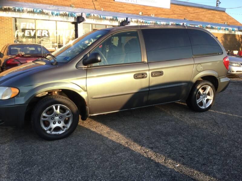 2003 Dodge Caravan for sale at Duke Automotive Group in Cincinnati OH