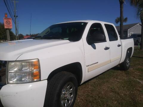 2007 Chevrolet Silverado 1500 for sale at Auto 1 Madison in Madison GA