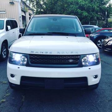 2010 Land Rover Range Rover Sport for sale at Welcome Motors LLC in Haverhill MA