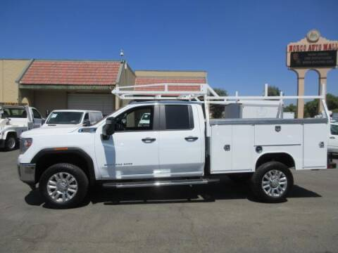 2020 GMC Sierra 2500HD for sale at Norco Truck Center in Norco CA