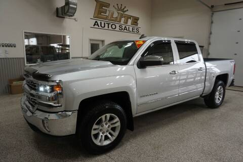 2017 Chevrolet Silverado 1500 for sale at Elite Auto Sales in Ammon ID