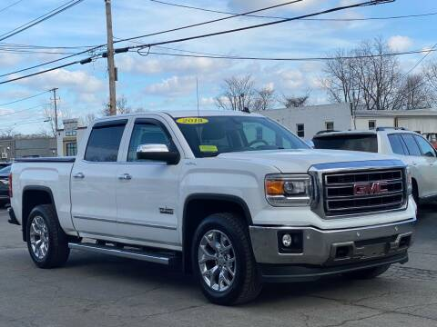 2014 GMC Sierra 1500 for sale at MetroWest Auto Sales in Worcester MA