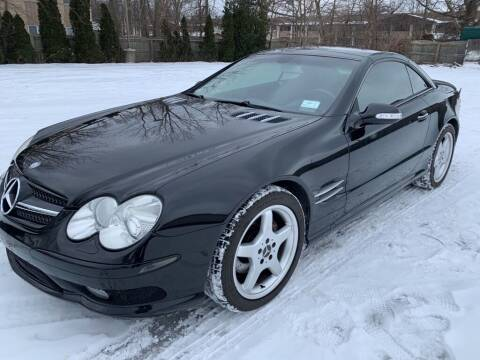 2003 Mercedes-Benz SL-Class for sale at TKP Auto Sales in Eastlake OH