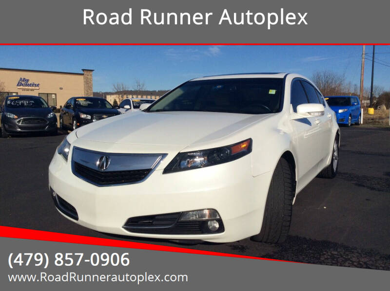 2012 Acura TL for sale at Road Runner Autoplex in Russellville AR