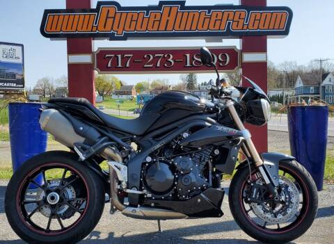 2015 Triumph Speed Triple ABS for sale at Haldeman Auto in Lebanon PA