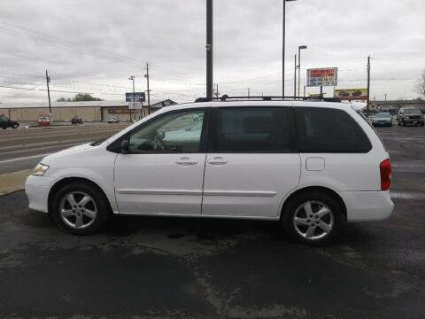 2002 Mazda MPV for sale at HUM MOTORS in Caldwell ID