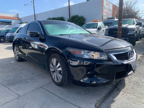 2008 Honda Accord for sale at Best Buy Quality Cars in Bellflower CA