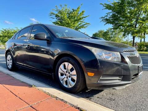 2013 Chevrolet Cruze for sale at Bmore Motors in Baltimore MD
