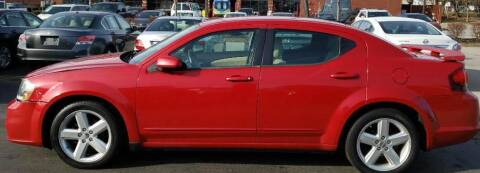 2011 Dodge Avenger for sale at Rayyan Auto Mall in Lexington KY