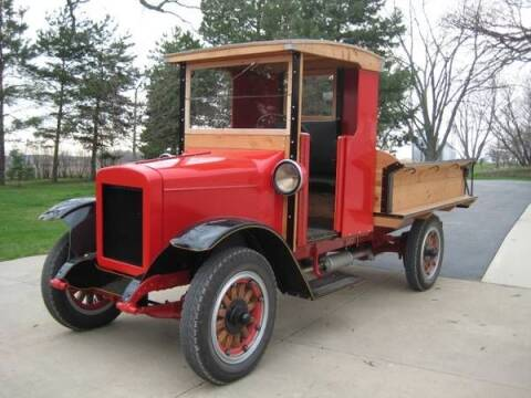 1924 International SL for sale at Haggle Me Classics in Hobart IN