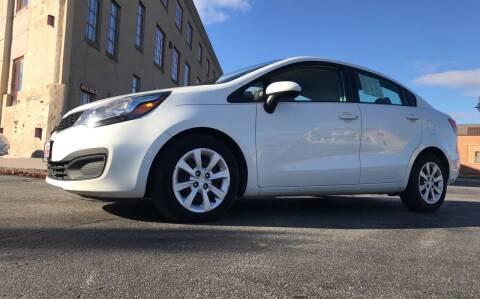 2012 Kia Rio for sale at Budget Auto Sales Inc. in Sheboygan WI