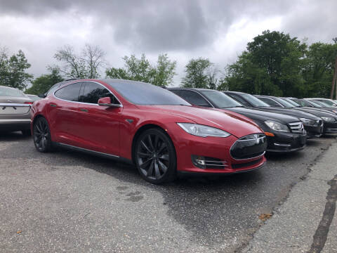 2013 Tesla Model S for sale at Top Line Import in Haverhill MA