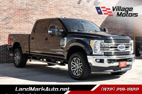 2017 Ford F-250 Super Duty for sale at Village Motors in Lewisville TX
