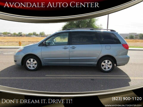 2006 Toyota Sienna for sale at Avondale Auto Center in Avondale AZ