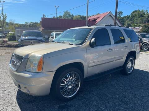 2007 GMC Yukon for sale at Car Online in Roswell GA