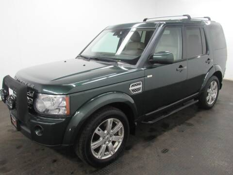 2010 Land Rover LR4 for sale at Automotive Connection in Fairfield OH