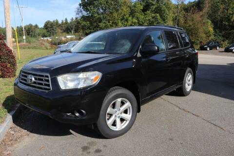 2008 Toyota Highlander for sale at Yaab Motor Sales in Plaistow NH