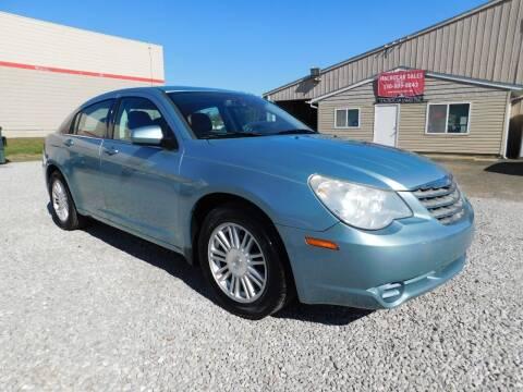 2009 Chrysler Sebring for sale at Macrocar Sales Inc in Akron OH