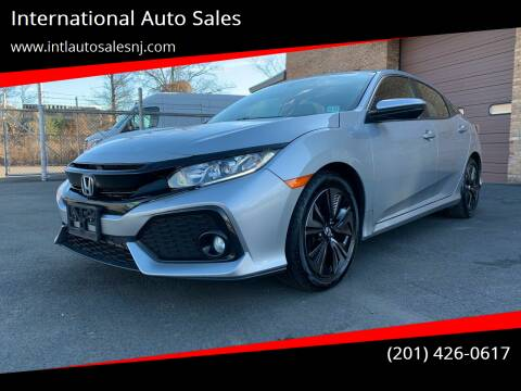 2017 Honda Civic for sale at International Auto Sales in Hasbrouck Heights NJ