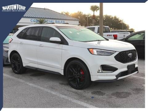 2020 Ford Edge for sale at BARTOW FORD CO. in Bartow FL
