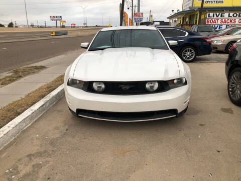 2010 Ford Mustang for sale at Max Motors in Corpus Christi TX
