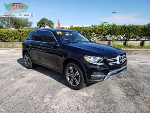 2019 Mercedes-Benz GLC for sale at GATOR'S IMPORT SUPERSTORE in Melbourne FL