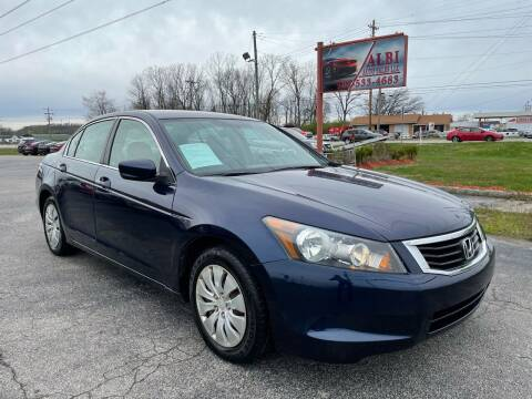 2010 Honda Accord for sale at Albi Auto Sales LLC in Louisville KY